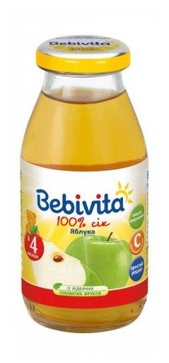 Сок Bebivita Яблочный, c 4 месяцев