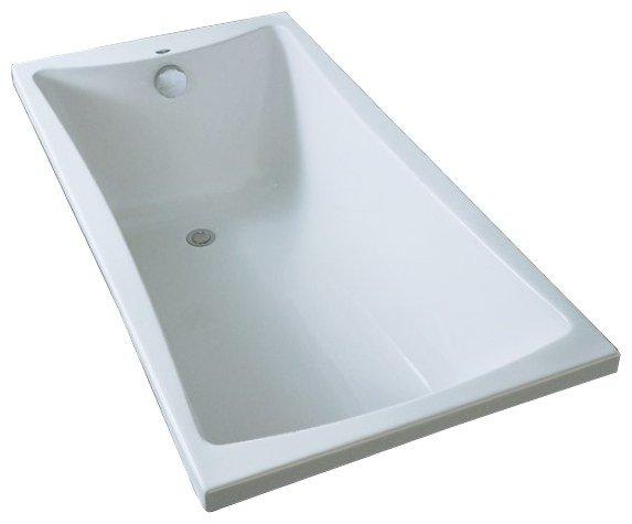 Встраиваемая ванна kolpa Accordo 140x70/B