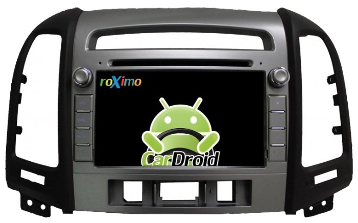 Автомагнитола ROXIMO CarDroid RD-2008 (2015)