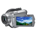Видеокамера Sony DCR-DVD505E