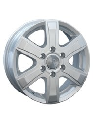 Колесные диски Replay Volkswagen VW74 7x17 PCD 6x130 ET 56 ЦО 84.1 цвет: S - фото 1