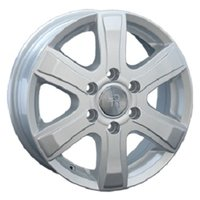 Колесные диски Replay VW VV74 6.5x16 5x120 ET51 D65.1 Silver [арт. 41526]