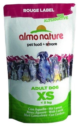 Корм для собак Almo Nature Rouge Label the Alternative XS Lamb