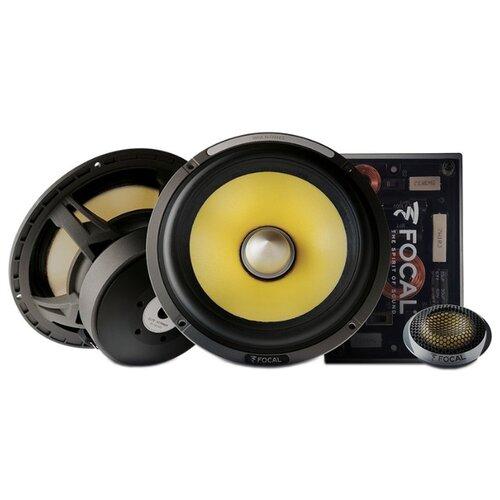 Автомобильная акустика Focal ES 165 KX2 автомобильная акустика focal access 100 ac