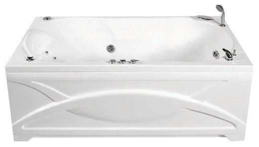 Отдельно стоящая ванна Triton ВАЛЕРИ 170х85