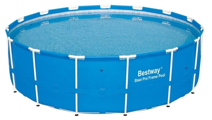 Бассейн Bestway Steel Pro Frame 56026/56406