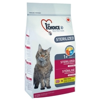 Корм для кошек 1st Choice STERILIZED for ADULT CATS