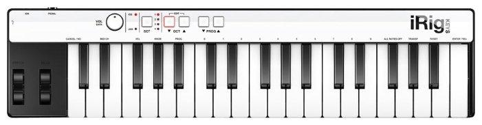 MIDI-клавиатура IK Multimedia iRig KEYS