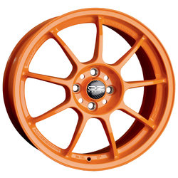 Колесные диски OZ Racing Alleggerita HLT 9x18/5x130 D71.56 ET43 Orange