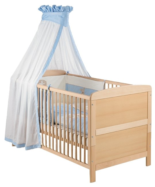 Кроватка Geuther Pascal (белый)