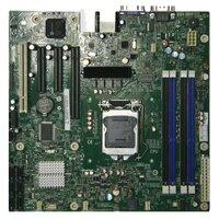 Серверная материнская плата Intel S1200BTSR (microATX, s1155, 4 слота DDR3 ECC) OEM