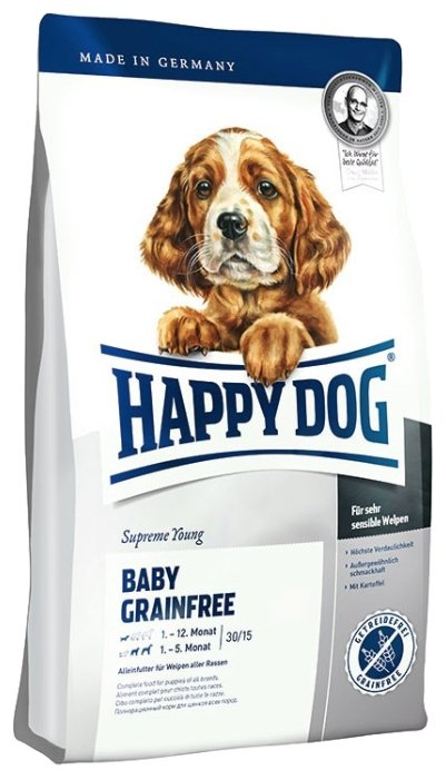 Корм для собак Happy Dog Supreme Young - Baby Grainfree
