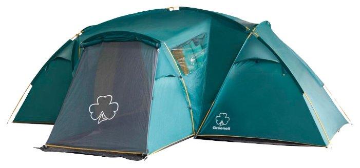 Палатка Greenell Виржиния 6 плюс зеленый