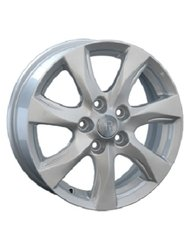 Колесные диски Replay Mazda MZ34 6.5x16 PCD 5x114.3 ET 50 ЦО 67.1 цвет: S - фото 1