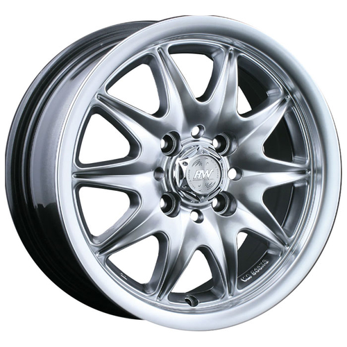 Колесный диск Racing Wheels H-105 7x16/4x100/114.3 ET38