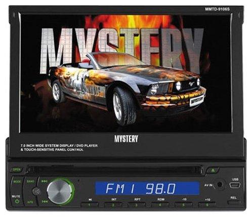 Автомагнитола Mystery MMTD-9106S