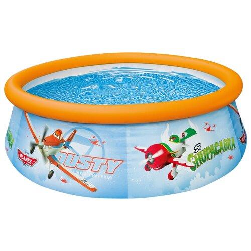 Детский бассейн Intex Easy Set 28102 Planes цена 2017