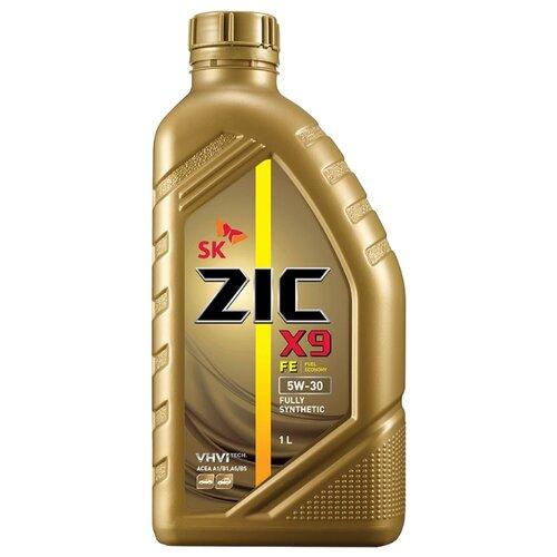Фото - Синтетическое моторное масло ZIC X9 FE 5W-30 1 л моторное масло zic x9 ls 5w 30 4 л