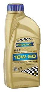 Моторное масло Ravenol Racing Sport Ester RSE SAE 10W-50 1 л