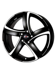 Диск колесный Alutec Shark 8x18/5x112 D70.1 ET45 Racing-black front polished - фото 1