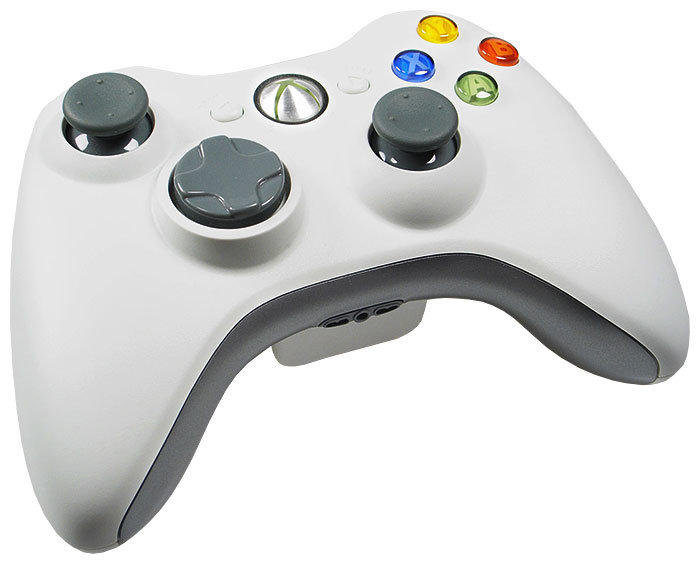 Microsoft Геймпад Microsoft Xbox 360 Wireless Controller