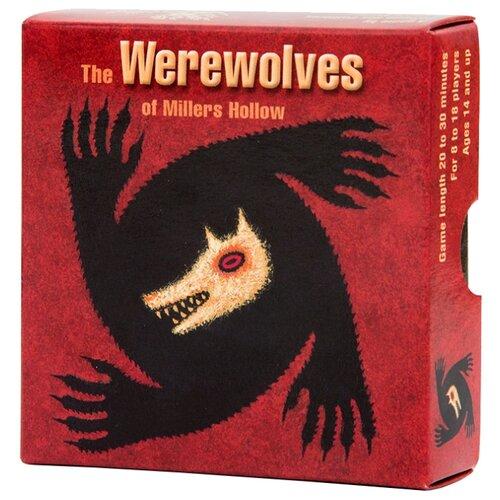 Купить Настольная игра Asmodee The Werewolves of Millers Hollow, Настольные игры