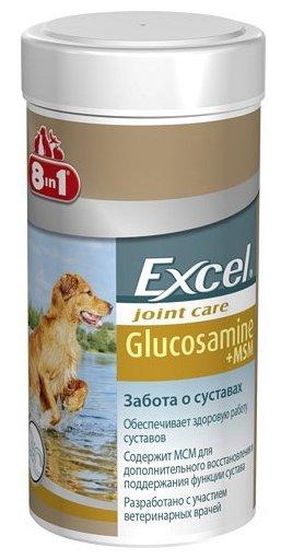 Добавка в корм 8 In 1 Excel Glucosamine+MSM