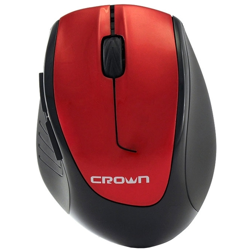Мышь CROWN CMM-903W Red USB
