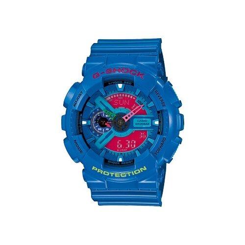 Наручные часы CASIO GA-110HC-2A casio casio ga 700 2a