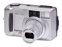 Фотоаппарат Samsung Digimax 340