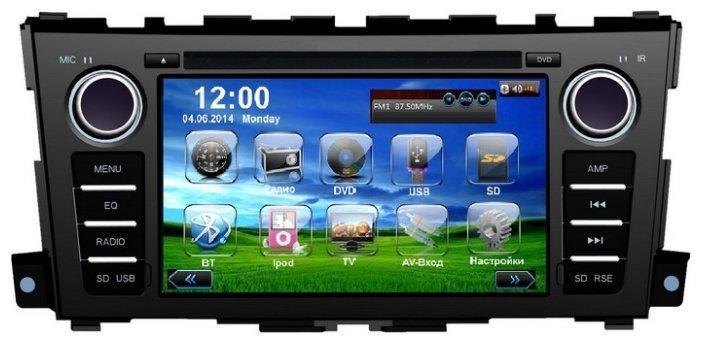Автомагнитола Daystar DS-7016HD 3s (2012)