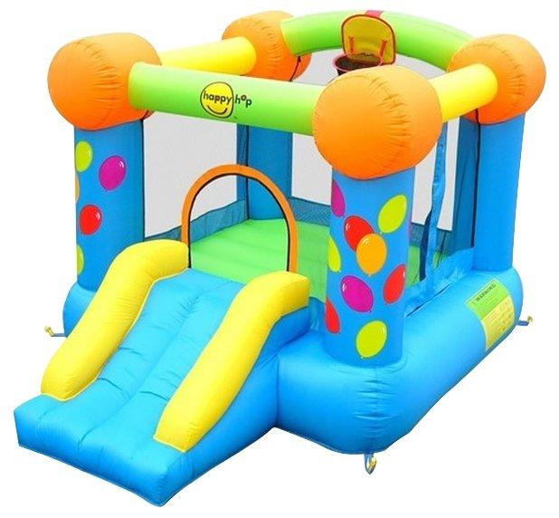 Надувной комплекс Happy Hop Праздничный полет 9070