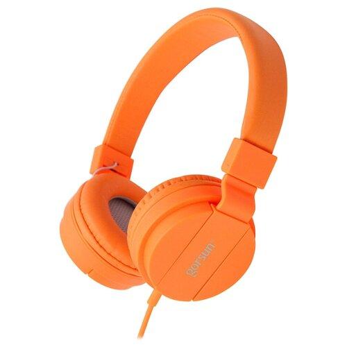Наушники Gorsun GS-778 orange gorsun e87 black 09096