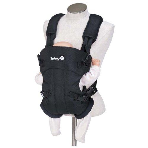 Рюкзак-переноска Safety 1st MIMOSO full black рюкзак переноска safety 1st youmi черный