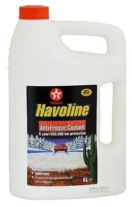 TEXACO Havoline Antifreeze Coolant