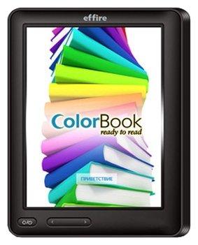 effire Электронная книга effire ColorBook TR801