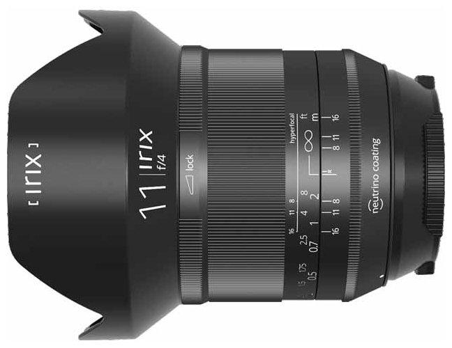 Объектив Irix 11mm f/4 Blackstone Canon EF