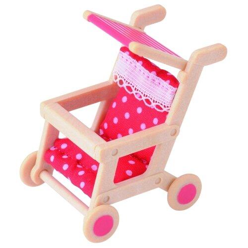 Купить Игровой набор Sylvanian Families Прогулочная коляска 2930, Игровые наборы и фигурки