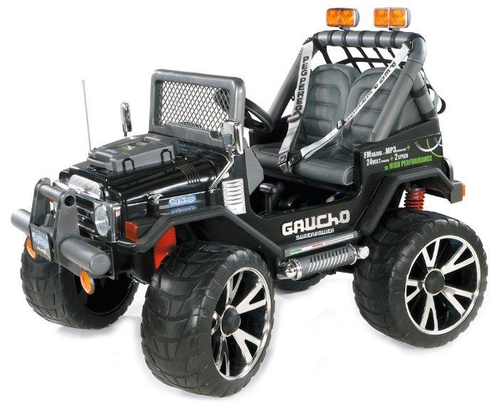 Peg-Perego Автомобиль Gaucho Superpower