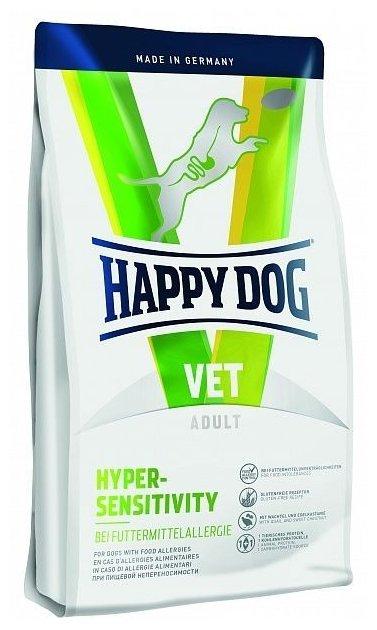 Корм для собак Happy Dog VET Diet Hypersensitivity