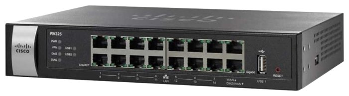 Cisco Small Business RV325