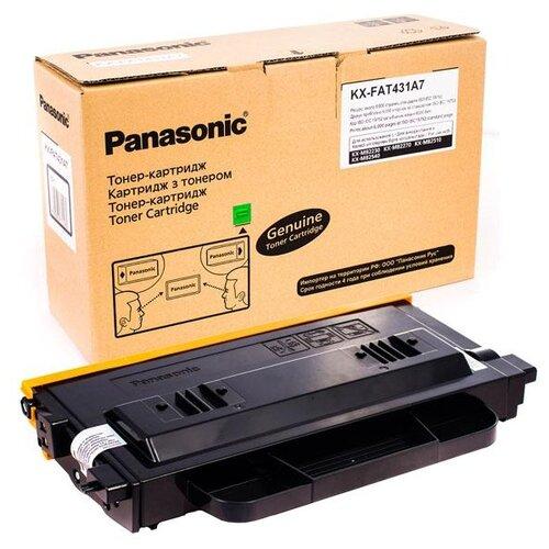 Фото - Картридж Panasonic KX-FAT431A7 panasonic kx fat431a7 черный