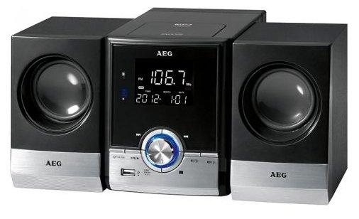 AEG MC 4461 BT черный