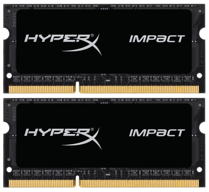 Оперативная память HyperX HX316LS9IBK2/16