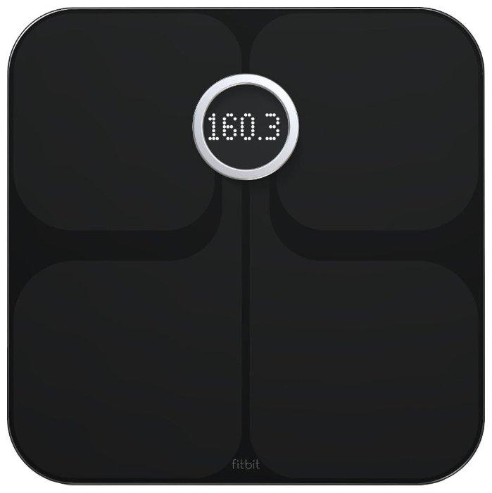 Fitbit Aria Wi-Fi Smart Scale BK