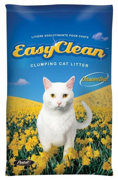 Наполнитель Easy Clean Unscented (18.14 кг)