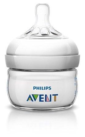 Philips AVENT Бутылочка полипропиленовая Natural, 60 мл SCF699/17 с рождения