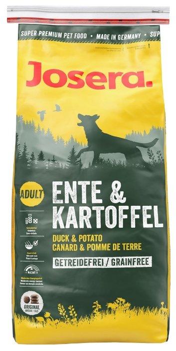 Корм для собак Josera Ente & Kartoffel (3 кг)