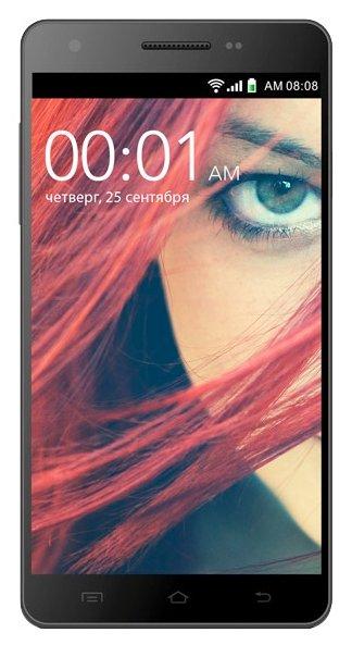 Сравнение с Смартфон KREZ SL502B4 DUO 3G
