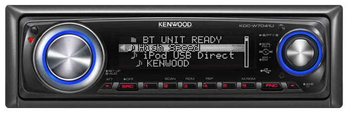KENWOOD KDC-W7041U